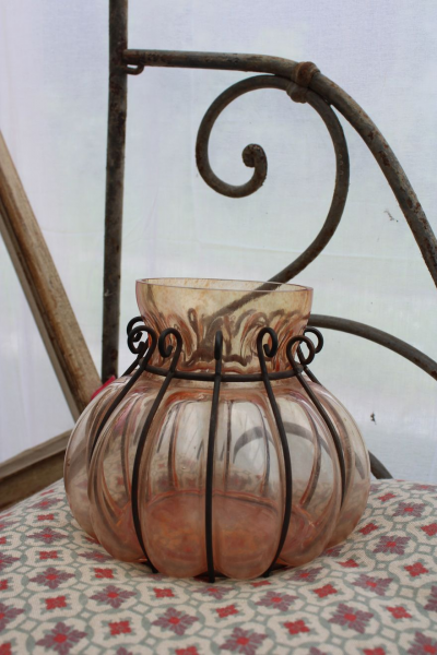 "Vase "" Tomate """